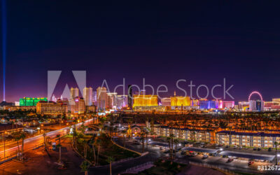 Bright Spots on the Strip