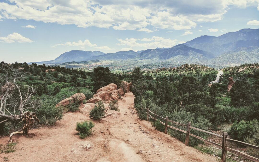 Top Hiking Trails and Locations in Colorado Springs