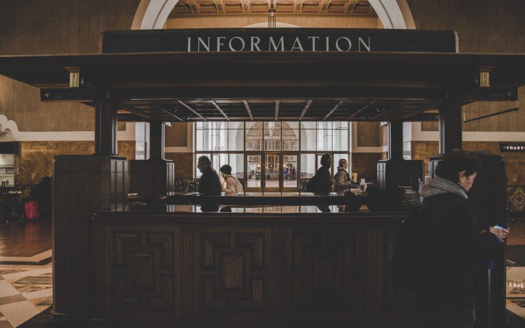 Colorado Springs Visitor Information Center Begins Renovation
