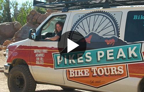 Pikes Peak Bike Tour